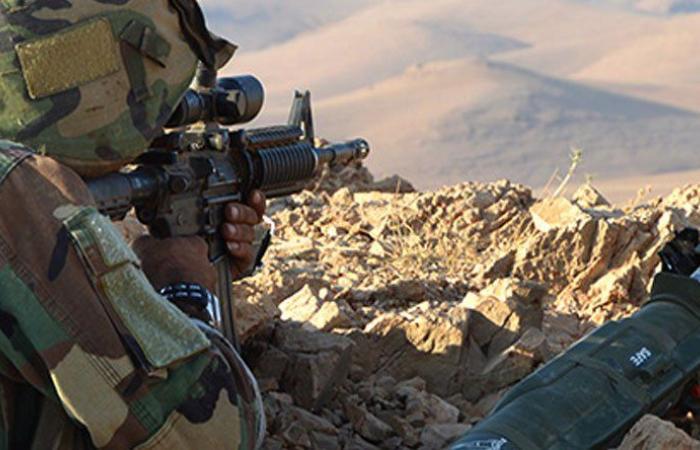 الجيش يلاحق إرهابيًا في عرسال ويتعرّض لإطلاق نار
