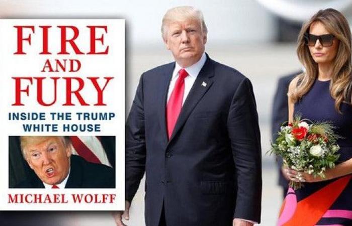 """ترمب: الكتاب الجديد حول إدارتي """"مليء بالأكاذيب"""""""