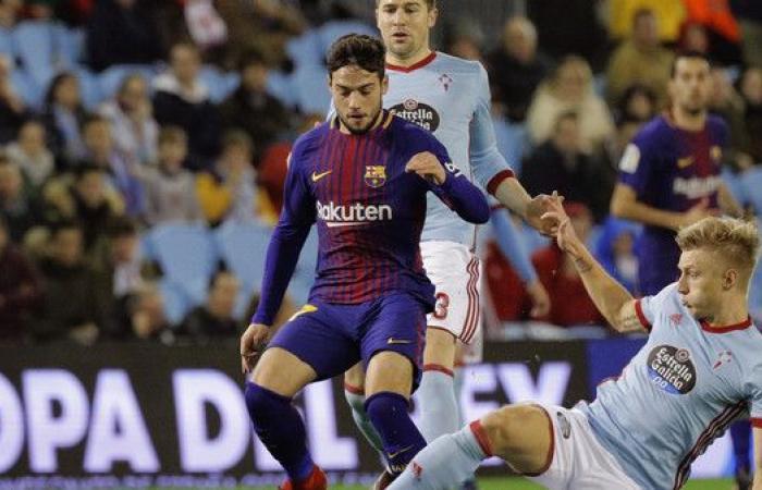 برشلونة يتعادل مع سلتا.. ويقترب من ربع النهائي
