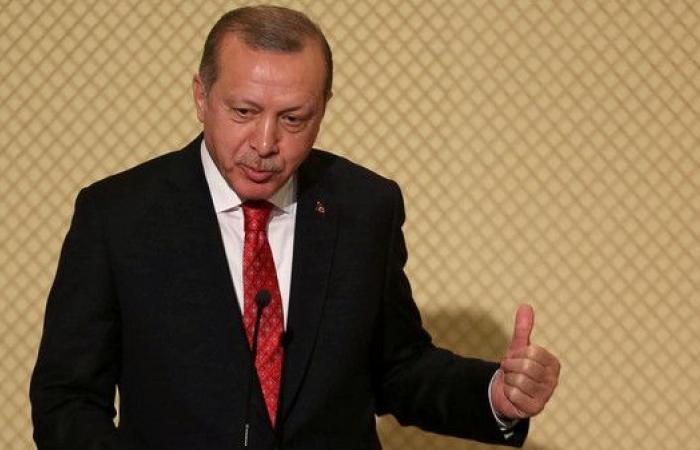 أردوغان: أميركا تقوم بسلسلة من المؤامرات الخطيرة ضدنا