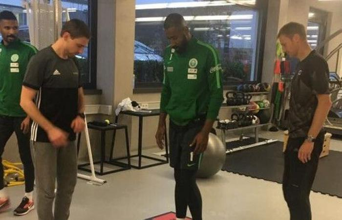 حرّاس الأخضر يواصلون تدريباتهم في ألمانيا