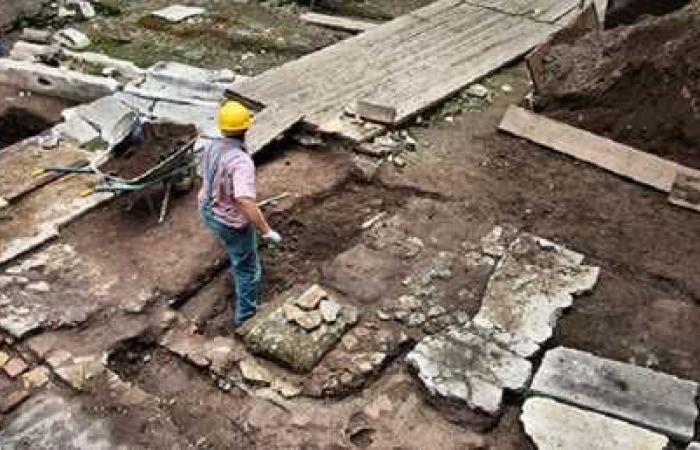 العثور على أنقاض دير بيزنطي قديم بالقرب من القدس