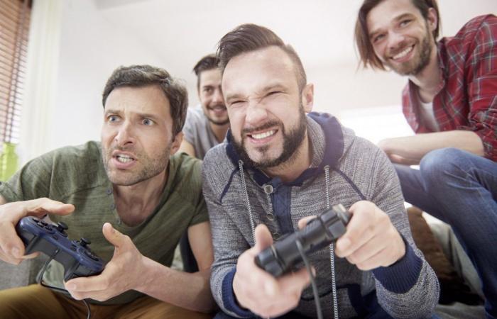 كيف يمكن أن تؤثر ألعاب الفيديو على الرغبة الجنسية والقذف لدى الرجال؟