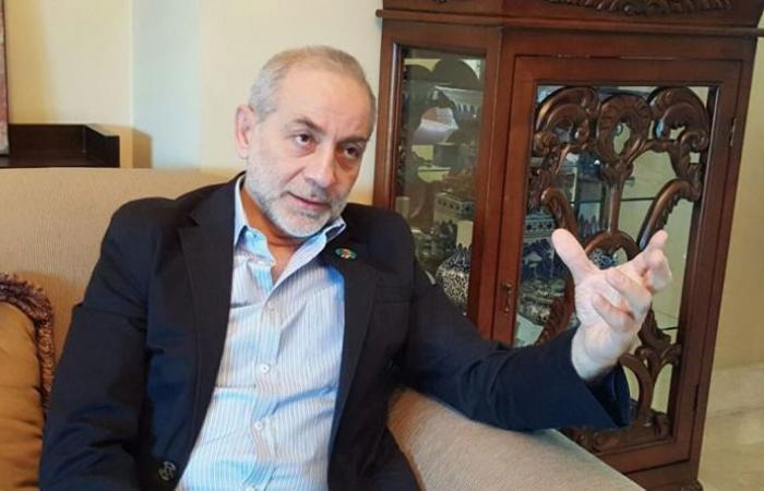 المرعبي: نصرالله يهوّل بالحرب لتبرير مخططه الهادف لسيطرة إبران