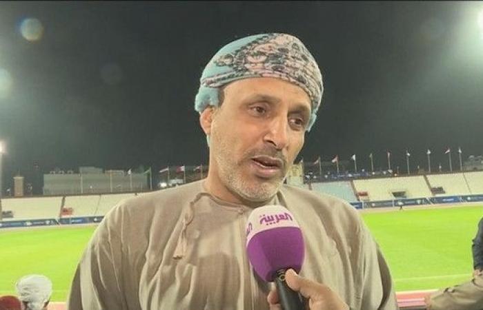 جاسم الشكيلي: الجميع متفائل أمام الإمارات