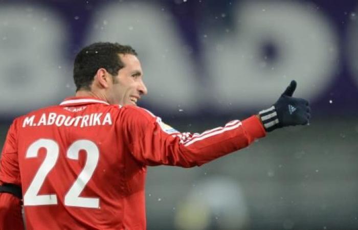أبو تريكه أفضل لاعب في تاريخ مصر