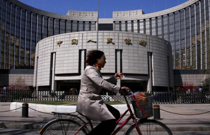 احتياطي الصين يرتفع إلى 3.14 تريليونات دولار