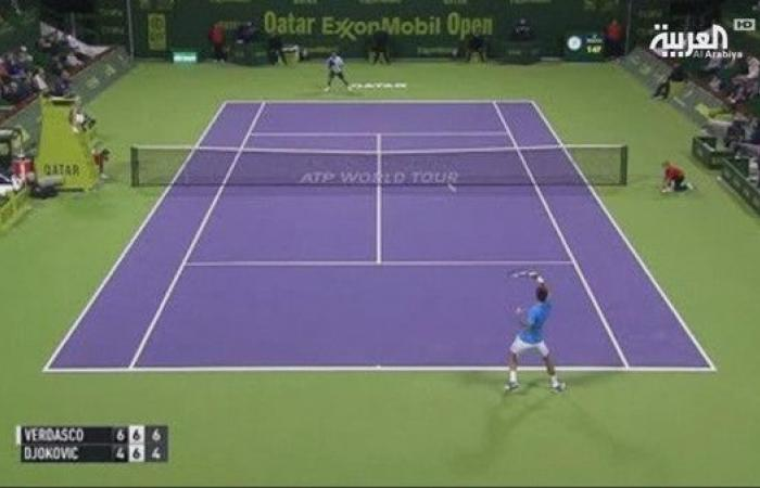 لاعب تنس إسرائيلي يفسد أجواء كأس الخليج