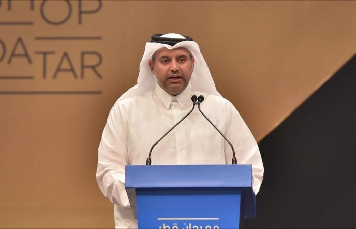 افتتاح النسخة الثانية من مهرجان قطر للتسوق