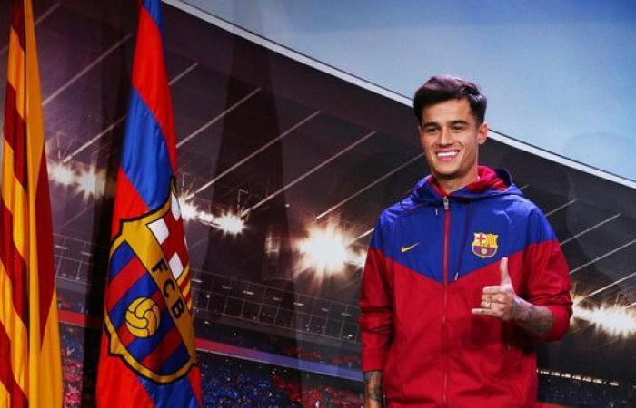 مدرب برشلونة: كوتينيو لا يستطيع اللعب كحارس مرمى