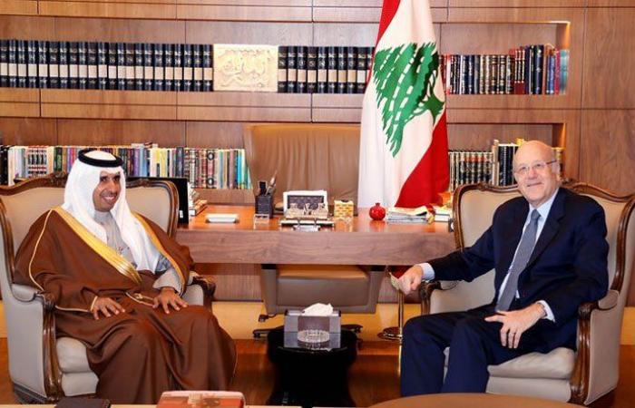 اليعقوب زار ميقاتي: أفرقاء في لبنان لا يريدون علاقة جيدة مع المملكة