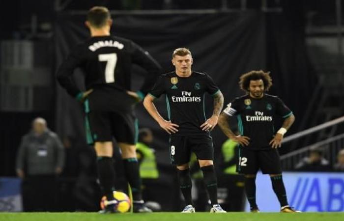 دفاع ريال مدريد يقلق جماهيره قبل مواجهة سان جيرمان