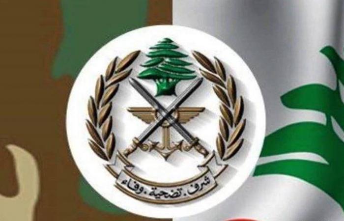 الجيش أوقف في بلدة القصر متهما بقتل زوجته ومطلوبا بمذكرات توقيف