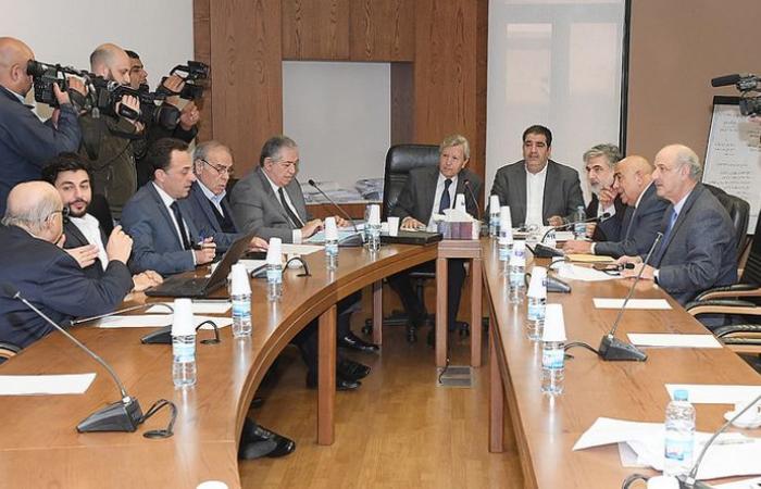 غانم: لجنة الادارة في صدد الانتهاء من درس المادة 93