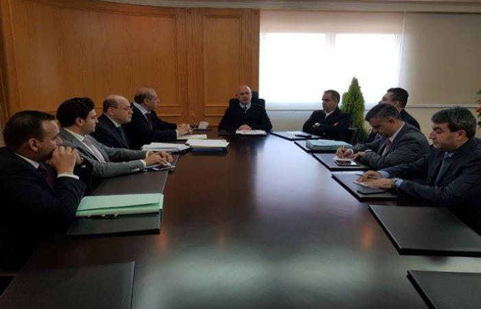 فنيانوس: العمل الإنمائي سيستمر خلال الفترة المتبقية من عمر الحكومة