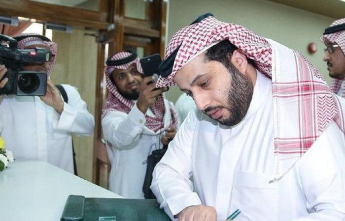 آل الشيخ يدعم الفيصلي والرائد بلاعبين أجانب