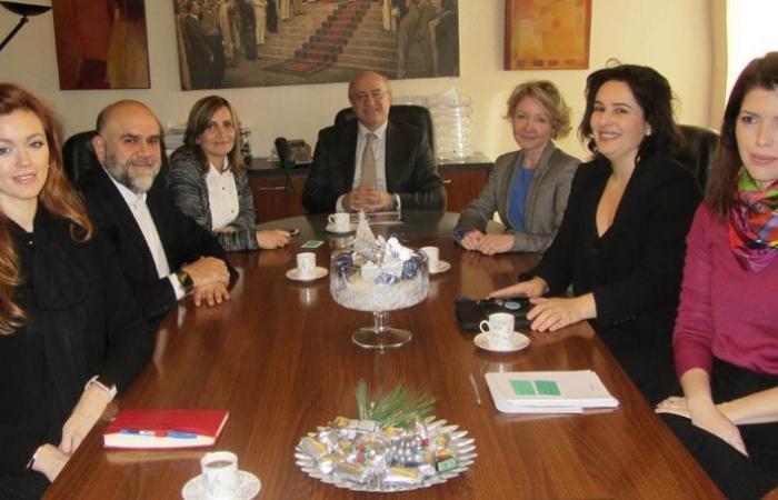 وزير الثقافة بحث مع شركة ANTWORK في موضوع المكتبات العامة