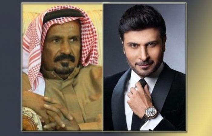 """""""أوف"""".. سر ظهور سعد بن جدلان في ألبوم ماجد المهندس"""