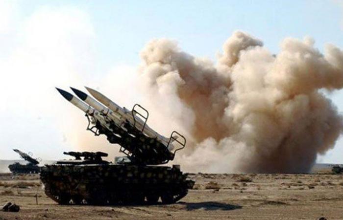 قصف إسرائيلي على سوريا من فوق الأراضي اللبنانية