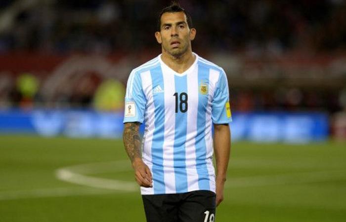 تيفيز: أرغب بالمشاركة في كأس العالم