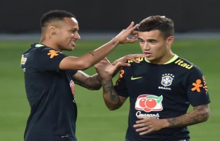 نيمار يسخر من كوتينيو بعد انضمامه إلى برشلونة