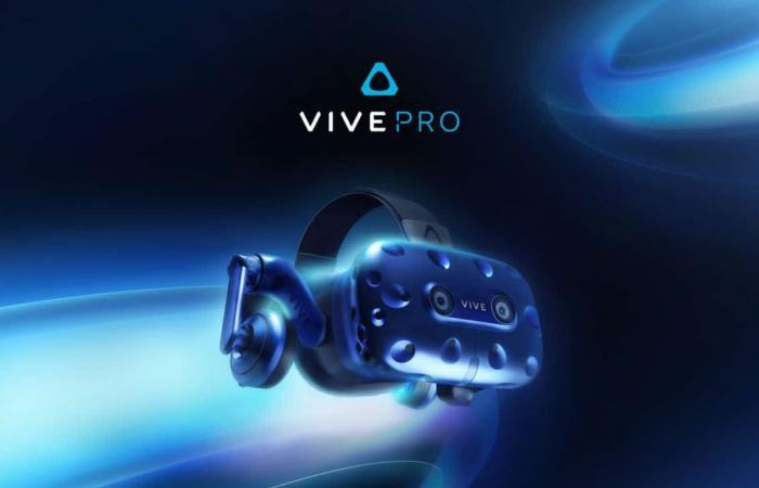 HTC Vive تطلق جهاز Vive Pro و محول Vive Wireless