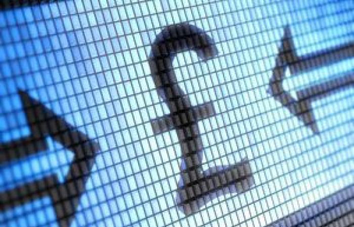 انخفاض الجنية الإسترليني لأول مرة في أربعة جلسات أمام الدولار الأمريكي