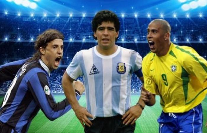 مارادونا وكريسبو وباجيو كانوا الأغلى في العالم يوماً ما