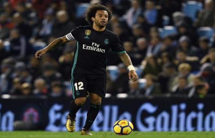 مارسيلو والأرقام...أحد أسباب سقوط ريال مدريد؟
