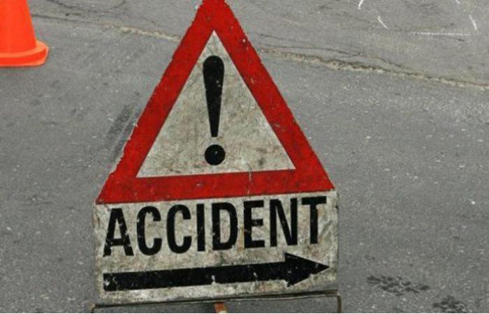 إصابة مواطن بحادث سير على طريق عام حلبا