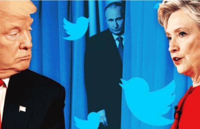 تويتر لم تقدم معلومات للشيوخ الأميركي حول التدخل الروسي