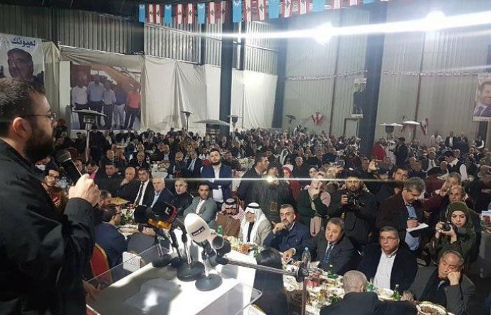 """أحمد الحريري: الكلام عن تحالف انتخابي مع """"حزب الله"""" هو لذر الرماد في العيون"""