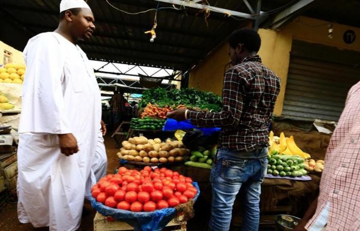 التضخم في السودان يرتفع إلى 25.15%