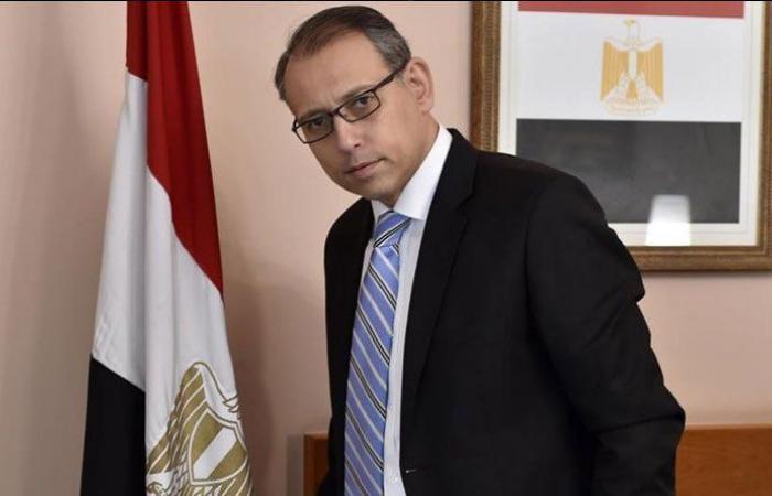 السفير المصري: نرحب بكل اشكال التعاون مع لبنان