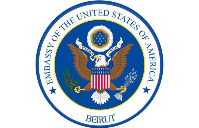 """السفارة الاميركية: قائد القوات """"البحرية الاميركية"""" زار لبنان"""