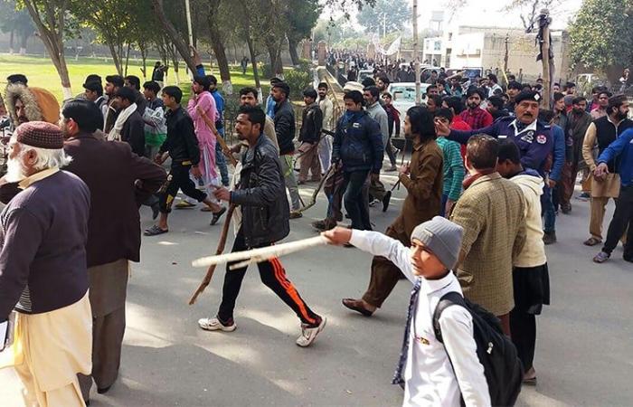 جريمة اغتصاب زينب.. مقتل اثنين والجيش الباكستاني يتدخل