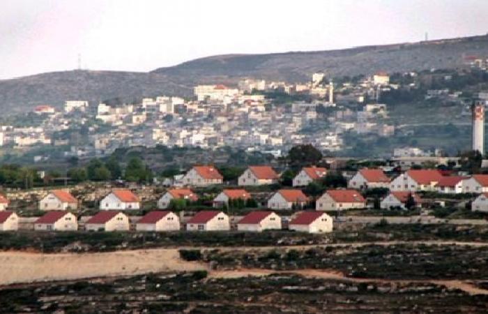 إسرائيل تقر بناء 1122 وحدة استيطانية بالضفة الغربية