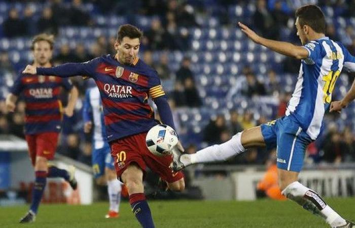 """""""الكأس"""": برشلونة يواجه إسبانيول.. والريال أمام ليغانيس"""