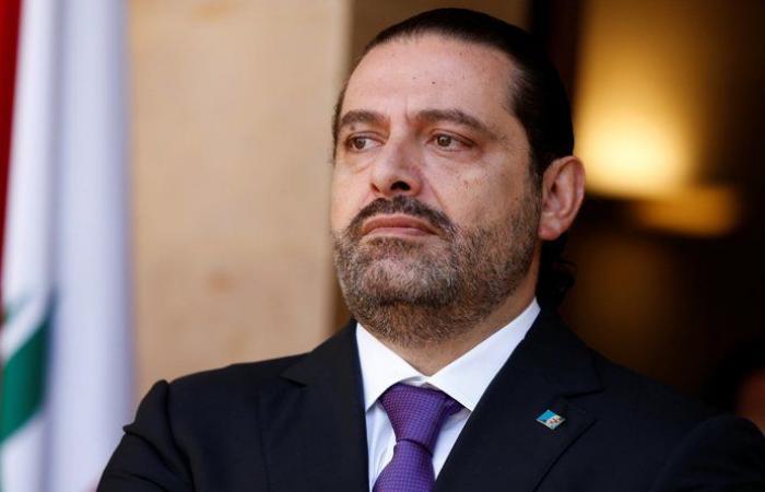الحريري تمنى على زعيتر عدم المغادرة