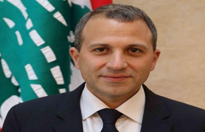 باسيل بعد زيارته عودة: لبنان على موعد كبير لكي يصلح نظامه السياسي