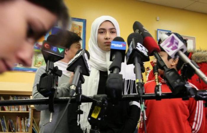 صدمة في تورنتو.. رجل يهاجم طفلة ويمزق حجابها
