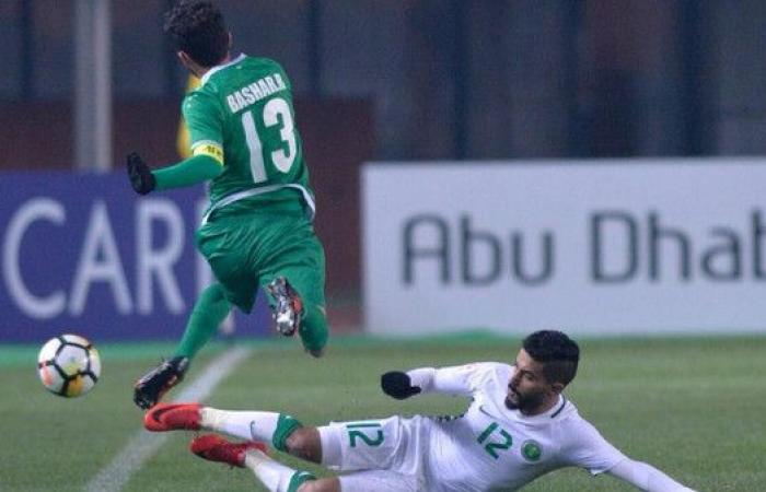 الأخضر الأولمبي يتعادل مجدداً في كأس آسيا