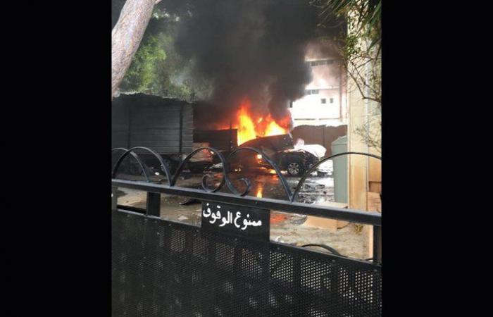 بالصور والفيديو: مسلسل الإنفجارات في لبنان… عودٌ على بدءٍ وهذه المرة من صيدا