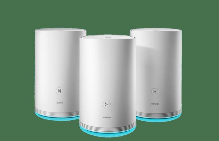 هواوي تكشف عن راوتر Wi-Fi Q2