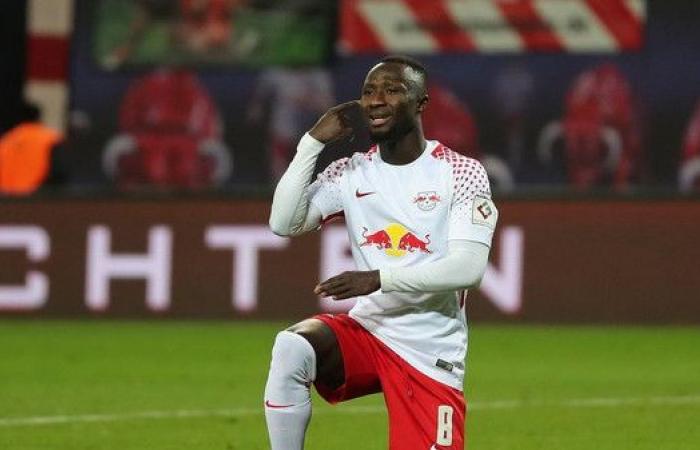 لايبزيغ يرفض انتقال كيتا إلى ليفربول في الفترة الحالية