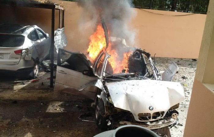 الجيش اللبناني يكشف عن تفاصيل تفجير صيدا