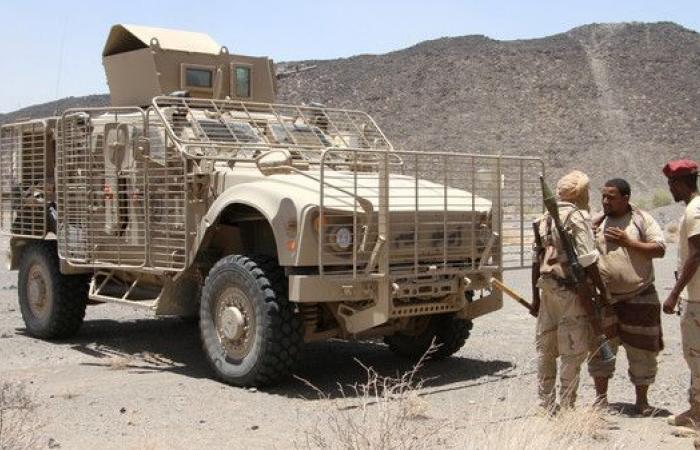الجيش اليمني يحرر جبلاً استراتيجياً في البيضاء