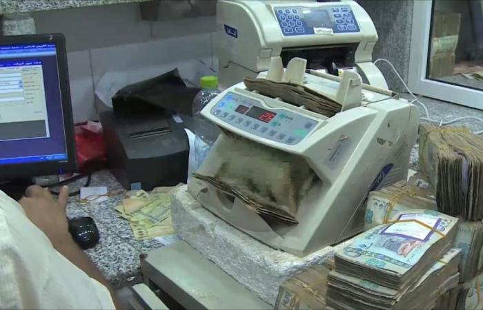 استمرار تدهور الريال اليمني أمام الدولار