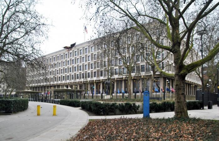 قصة مبنى السفارة الأميركية في لندن الذي أغضب ترمب