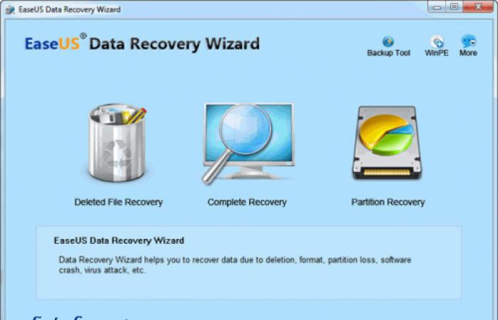 تحميل برنامج استعادة الملفات المحذوفة من الكمبيوتر عربي مجانا 2019
